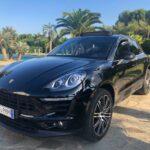 Noleggio auto per matrimonio in Salento