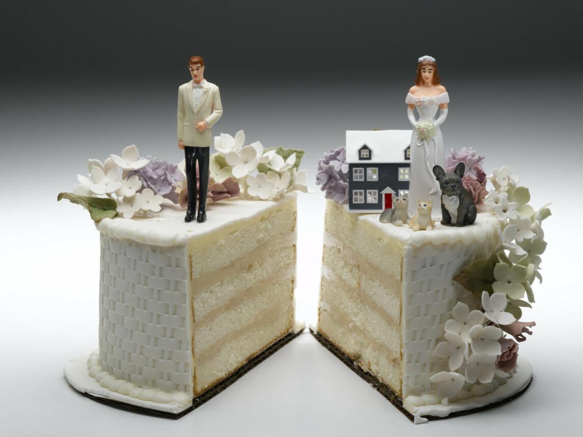 La festa di divorzio. Business o rito di passaggio?